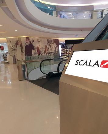 SCALA – DIGITAL SIGNAGE THỜI ĐẠI CÔNG NGHỆ 4.0